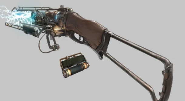 the order arc gun