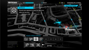 Mobile app view of Watch_Dogs.
