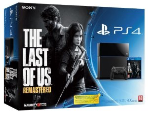 last of us ps4 console