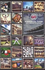2013 Twins Season Summary Media Guide