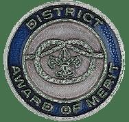 District Award of Merit Nomination
