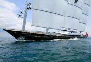 The Trimaran Adastra Superyacht by John Shuttleworth [17 pics]