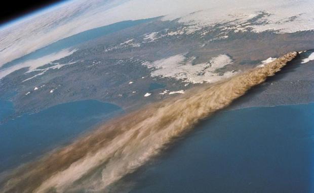 kliuchevskoi-volcano