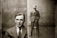 A Glimpse Into 1920s Fashion Through 40 Candid Mugshots