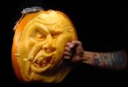 25 Mind-Blowing HalloweenPumpkins