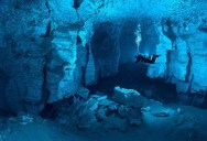 Exploring the Longest Underwater Cave in Russia