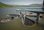 Bell-Mouth Spillways: How Giant Holes in the Water are Possible