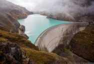Picture of the Day: The Gordon Dam, Australia