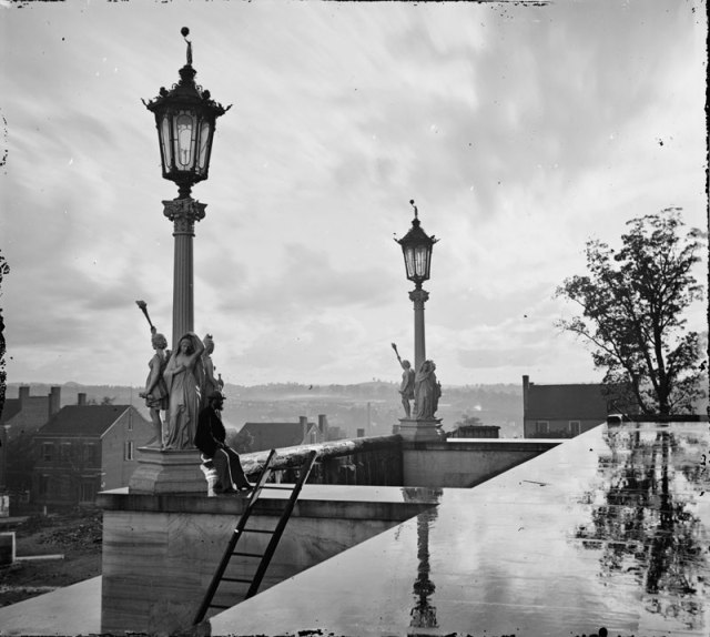 View-from-Capitol-in-Nashville,-Tennessee,-during-the-Civil-War-in-1864-sanna-dullaway-original