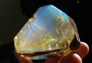 Picture of the Day: Stunning Opal Found in Yowah,Australia