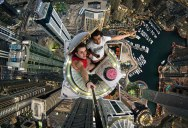 Picture of the Day: Cloud City, Dubai