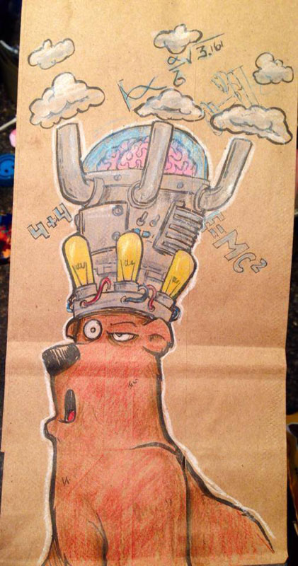 LUNCH BAG ART BY BRYAN DUNN (13)