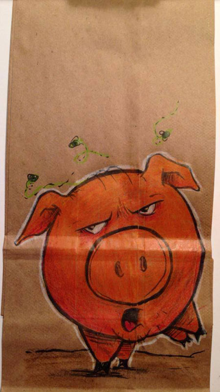 LUNCH BAG ART BY BRYAN DUNN (14)
