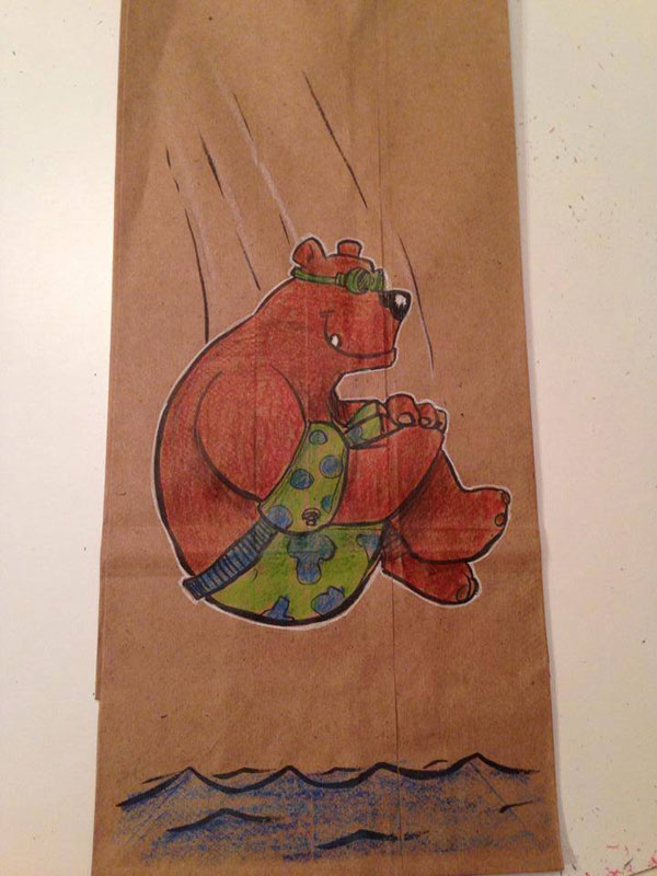 LUNCH BAG ART BY BRYAN DUNN (19)