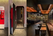There's a Secret Speakeasy Underneath This Noodle Shop in Moscow (12 Photos)