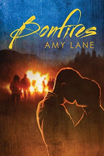Bonfires by Amy Lane: Release Day Review with Giveaway