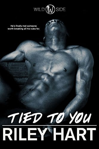 Tied to You by Riley Hart: Release Blitz, Excerpt, Review and Giveaway