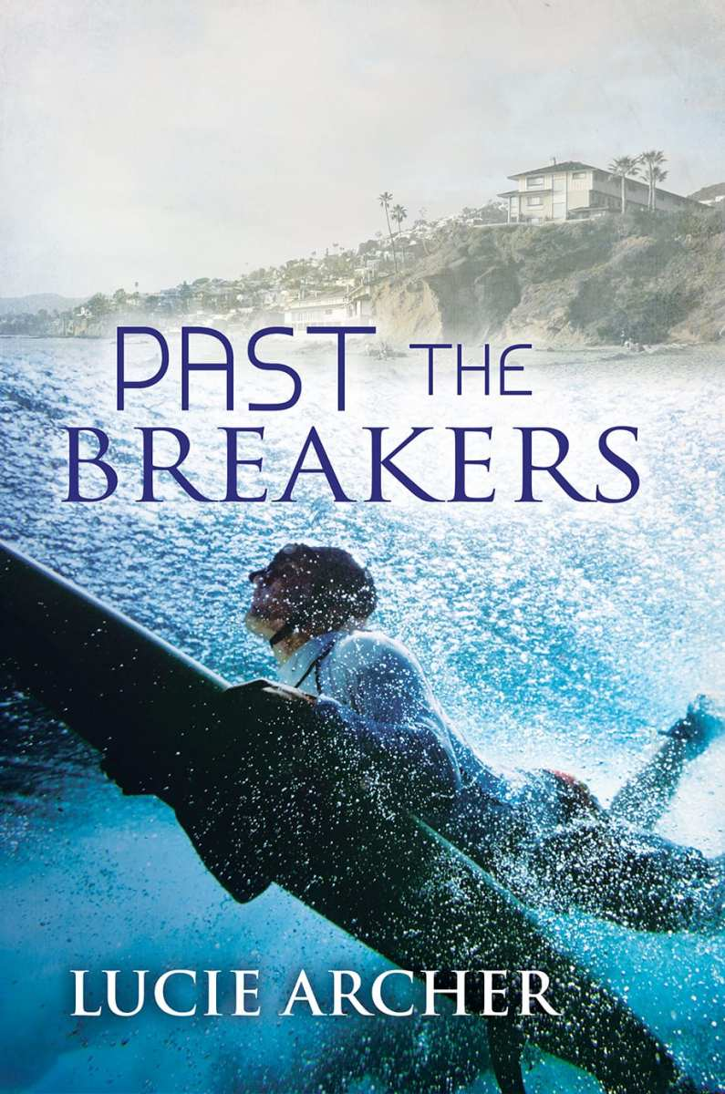 Past the Breakers by Lucie Archer: Release Day Review, Guest Post and Giveaway