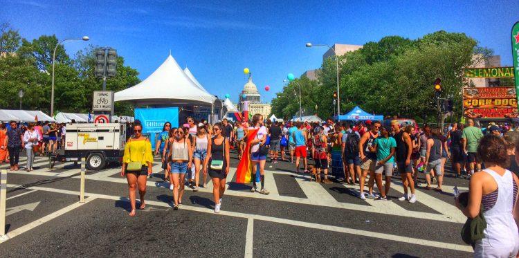 2016 Capitol Pride Festival