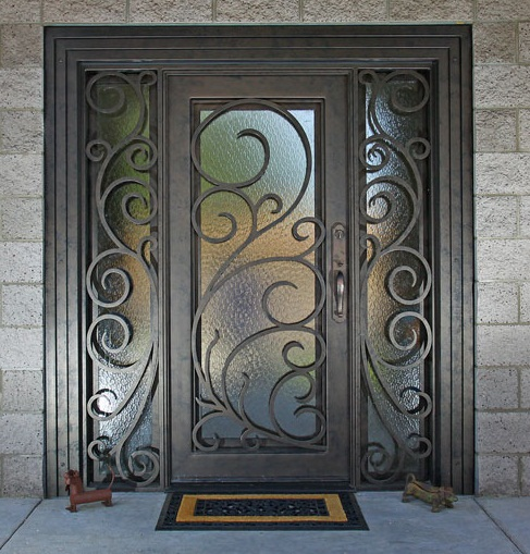 Iron Door