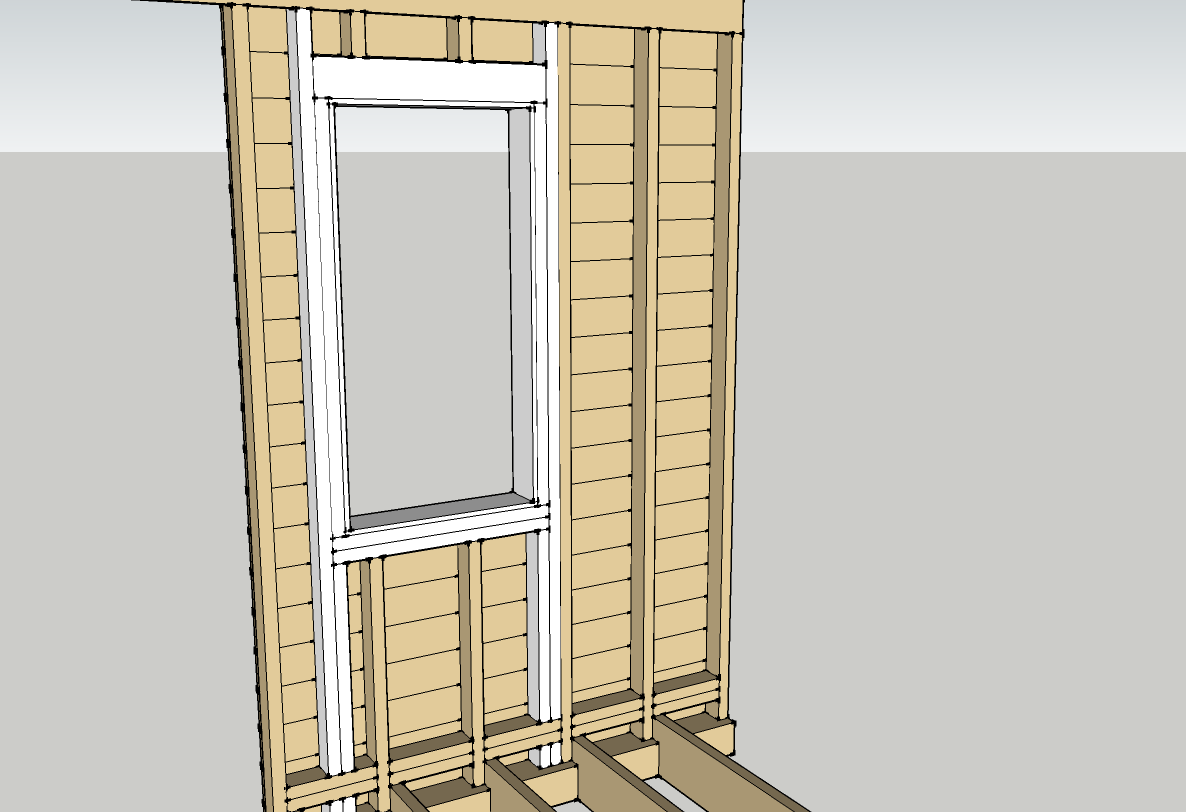 window installation planning two flat remade