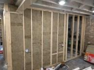 Insulating between rooms