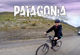 VIDEO: Biking in Chile's Incredible Torres del Paine National Park