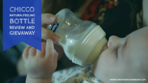 Chicco NaturalFeeling Bottle Review