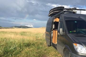 VANdal - Bighorn National Forest
