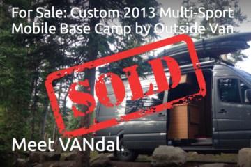 VANdal Sold Banner