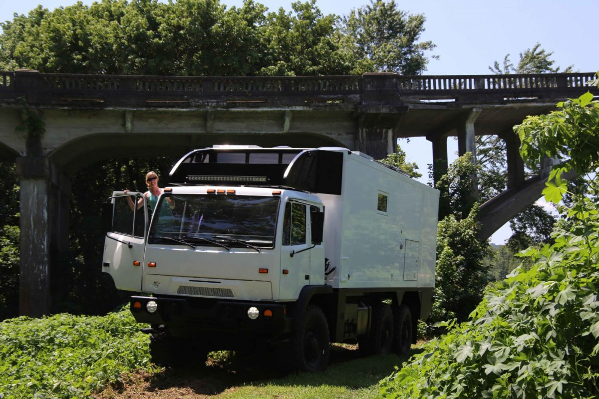 Get To Know Our Off-Road RV