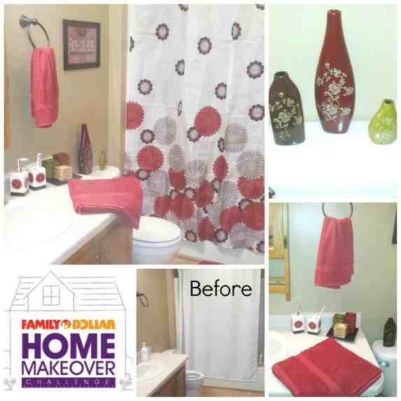 Family Dollar Home Makeover