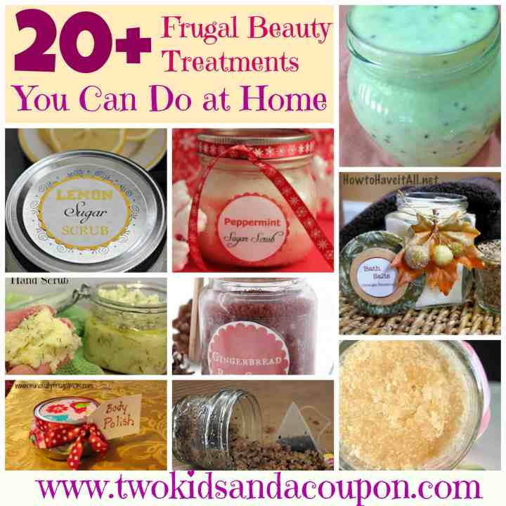 Frugal Beauty Treatments