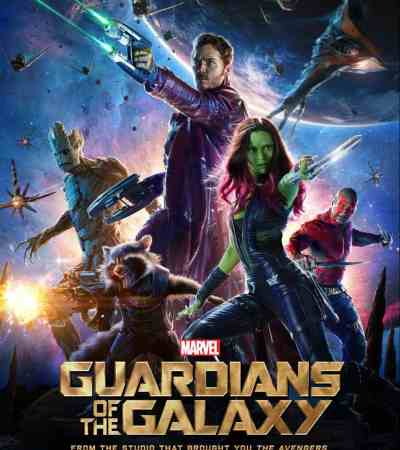 Guardians of the Galaxy Fun Facts