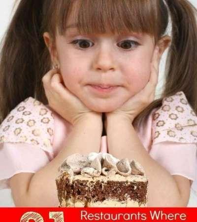 Kids Birthday Freebies 2