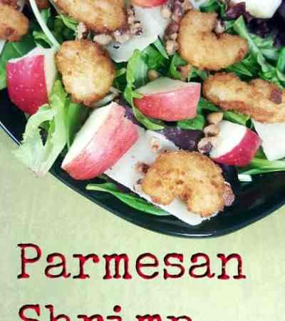 Parmesan Shrimp Salad
