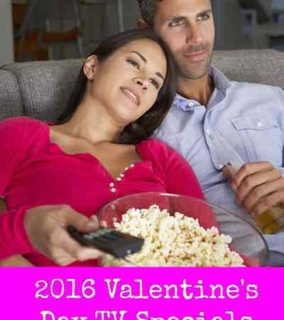 Valentine's Day TV Specials
