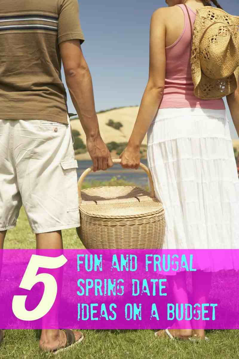 5 Fun and Frugal Spring Date Ideas on a Budget