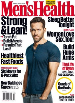 Free Subscription to Mens Health Magazine