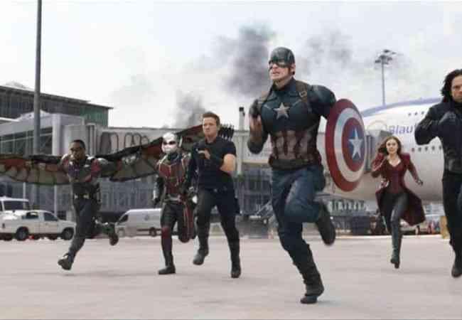 New Trailer for Marvel's CAPTAIN AMERICA: CIVIL WAR – #CaptainAmericaCivilWar #TeamCap #TeamIronMan