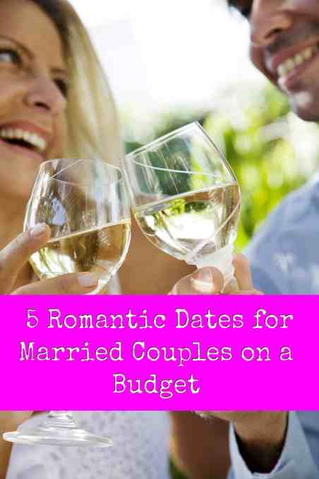 romantic dates for married couples on a budget two kids and a