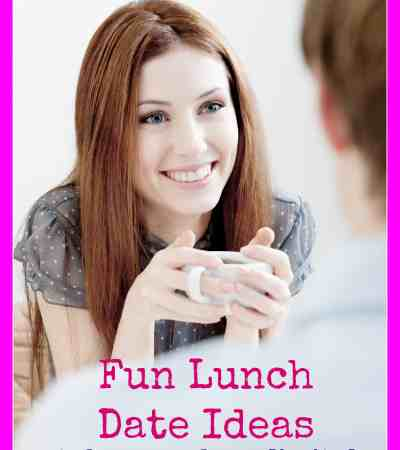 Fun Lunch Date Ideas (When You Have Limited Time and Limited Budget)