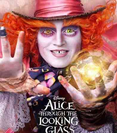 Free Printable Coloring Pages and Activities for Alice Through the Looking Glass  #ThroughTheLookingGlass