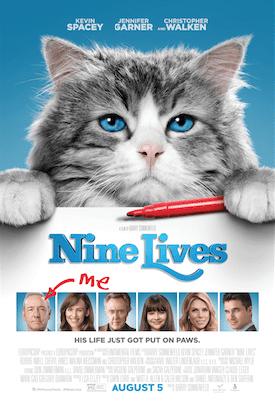 Nine Lives Movie Trailer