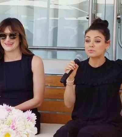 Mila Kunis and Kathryn Hahn Bad Moms
