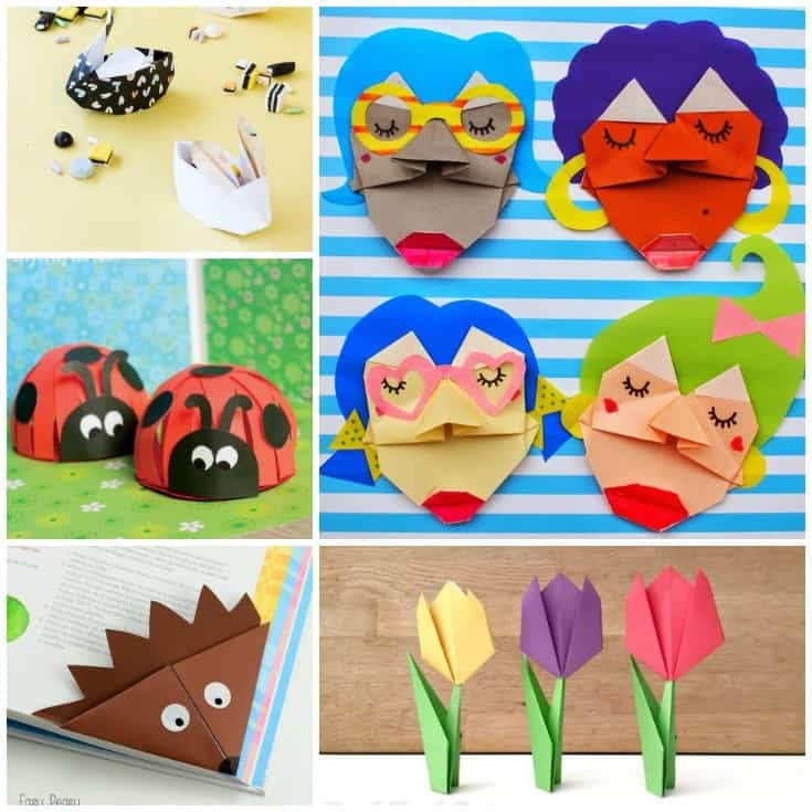 Creative Paper Crafts for Kids