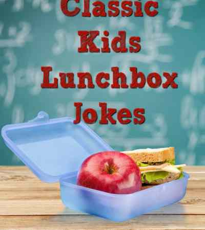 Looking for some fun lunchbox jokes to put into your child's lunch? Here are some of our favorites that are sure to put a smile on their face the rest of the day.