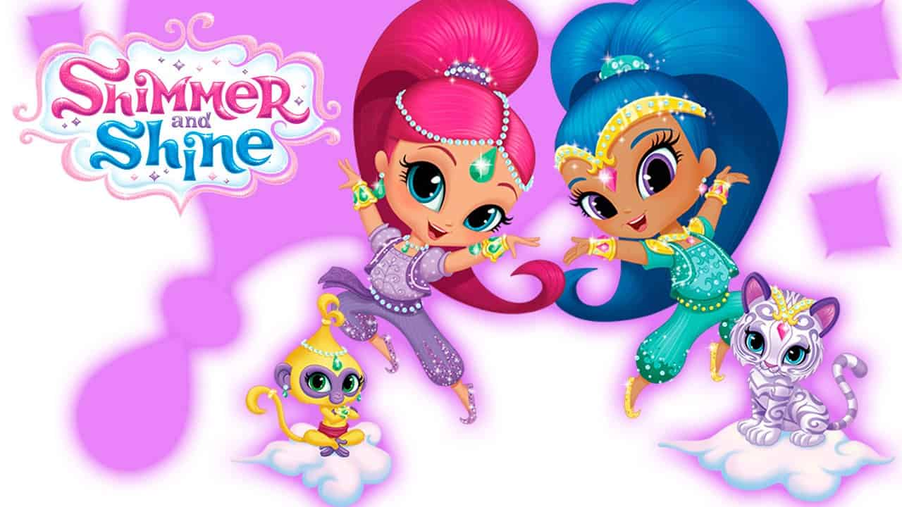 Shimmer And Shine This Summer W These New Toys