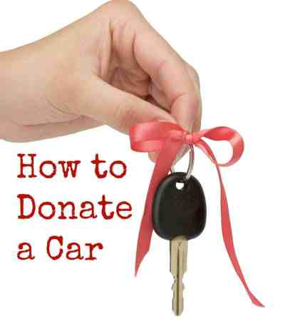 Thinking about donating an older vehicle but aren't sure where to to start? Here's what I wish I would have known about how to donate a car.