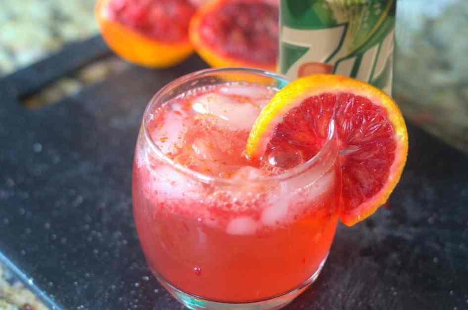 Drink Orange Juice After Giving Blood